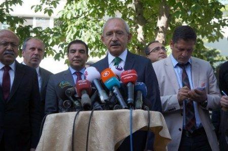 Kılıçdaroğlu: Demirel, Türkiye ile ilgili sorumluluk sahibi olduğuna inanıyor