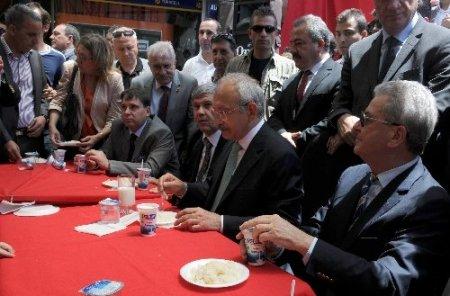 Kılıçdaroğlu: Fas Kralı, Başbakan'ı kabul etmezse ben rahatsız olurum