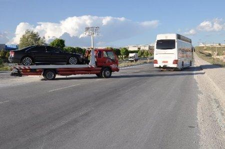 Kılıçdaroğlu'nun aracı ile çarpışan kamyonetin sürücüsü cezaevine konuldu