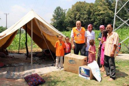 Kimse Yok Mu Derneği, Köse ailesini çadırdan kurtardı