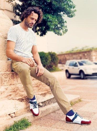 King Paolo'dan stres gideren ayakkabı