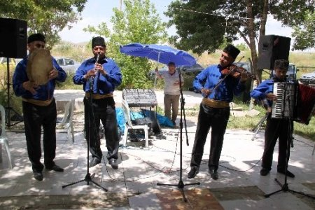 Kırım Türkleri 'Tepreş Şenliği'nde biraraya geldi