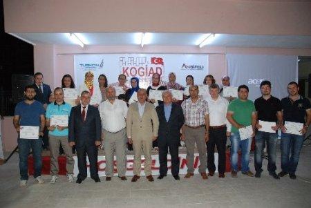 KOGİAD, 'Uygulamalı Girişimcilik Eğitimi' verdi