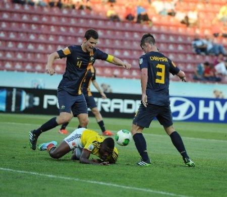 Kolombiya: 1 – Avustralya: 1