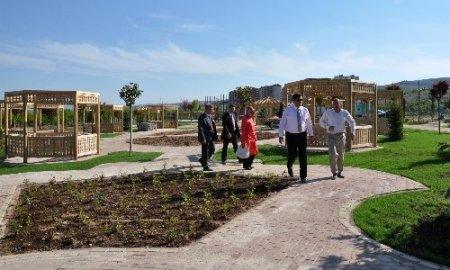 Konya'nın ilk biyolojik göleti tamamlanma aşamasında