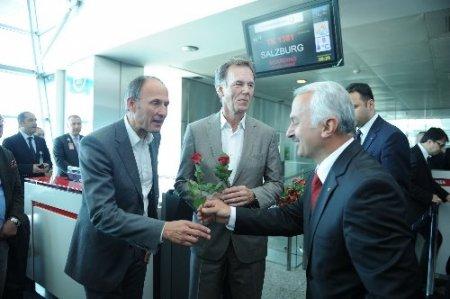Kotil: THY'nin hedefi bu yıl 50 milyon yolcu