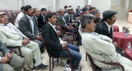 Köye dönüş bilgilendirme semineri düzenlendi