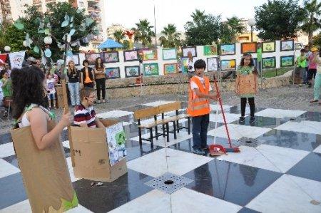 Kozan'da çevre günü etkinliği