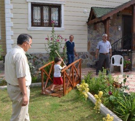 Kozan'daki en güzel bahçe belli oldu