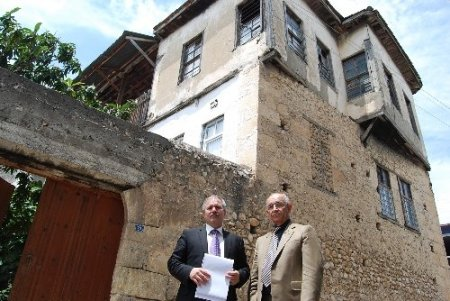 Kozan'daki tarihi Yapıcı Konağı restore edilecek