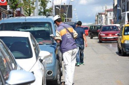 Küçükler: Halk isterse parkomat uygulamasını kaldırırız