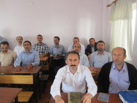 Kur'an-ı Kerim Ağırlıklı Hizmet içi Eğitim Kursu düzenlendi