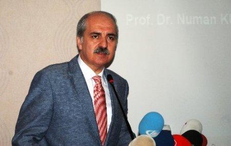 Kurtulmuş: Türkiye'yi istikrarsızlık görüntüsüne sokmak istiyorlar