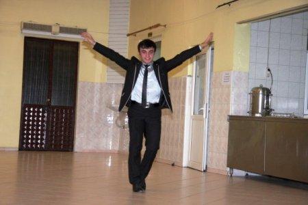 MAKÜ'den Kazak öğrencilere veda yemeği