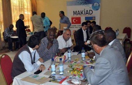 Malatyalı işadamları Ruanda'da