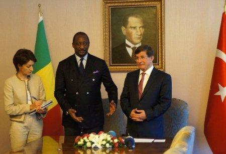Mali ile 2 önemli anlaşma imzalandı