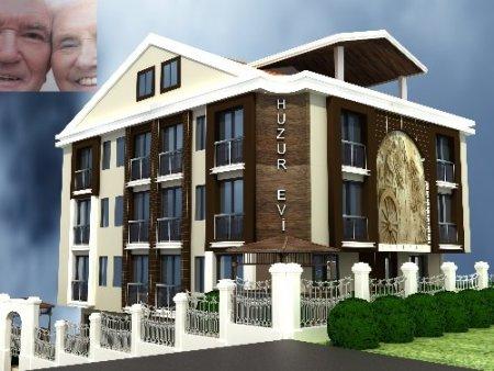 Manavgat'ta huzurevi yapımına bir ay sonra başlanacak