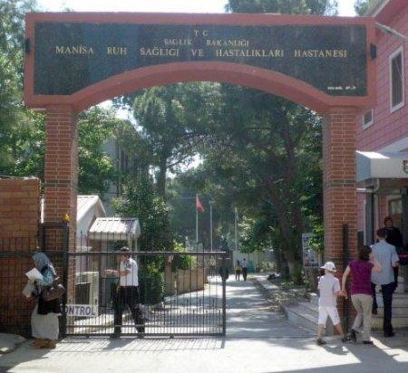Manisa Ruh Sağlığı Hastanesi'nin hasta sayısı beş kat arttı