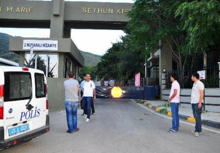Manisa'da askerler arasında çıkan kavgada 7 asker yaralandı (2)