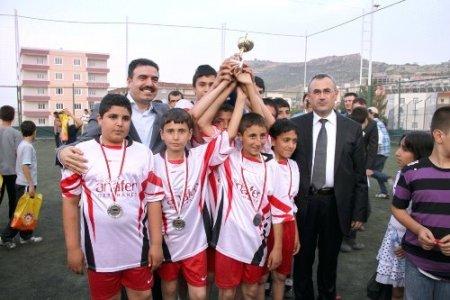 Mardin Anafen futbol turnuvası şampiyonu belli oldu
