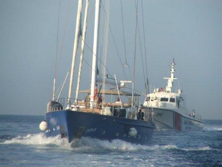 Marmaris Sahil Güvenlik kaçaklara geçit vermedi