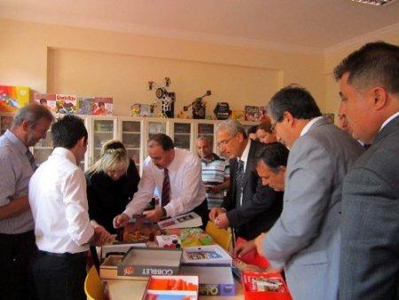 Marmaris Ufuk Koleji'nde ZEP sınıfı açıldı