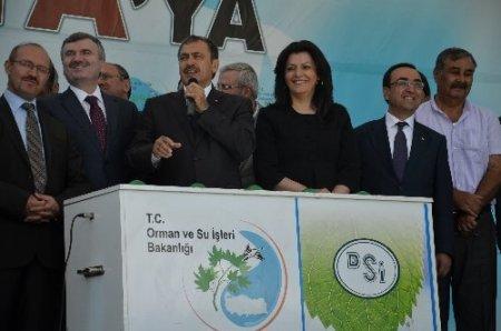 Mavi Tünel, Konya'ya 50 yıl yetecek su verecek