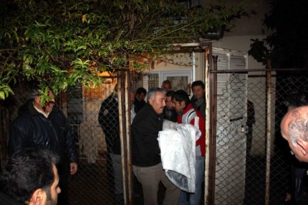 Mersin'de soba zehirlenmesi: Anne ve oğlu öldü
