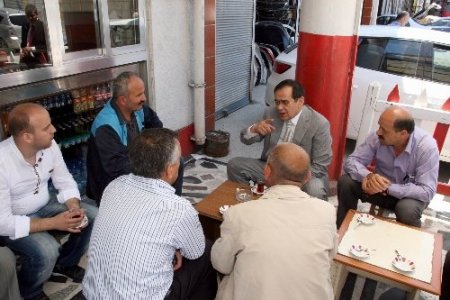 Milletvekili Demir: Biz aynı tabaktan yemenin önemini çok iyi biliyoruz