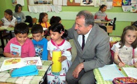 Milli Eğitim Müdürü Özkan'dan sınav öncesi tavsiye