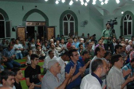 Miraç Kandili özel programı Reyhanlı'da yapıldı