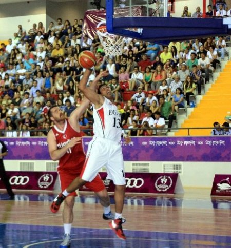 Mısır: 66 - Türkiye: 86