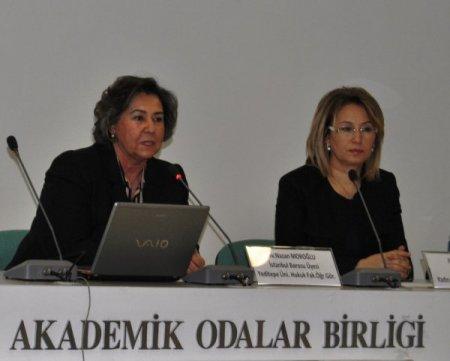 Moroğlu: Kadına şiddetin önlenmesi için devlet kararlı olmalı