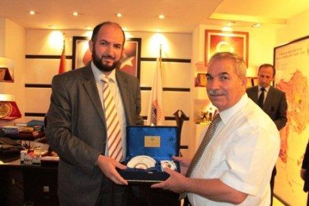Mübadele Derneği'nden Başkan Demirtaş'a kardeşlik ziyareti