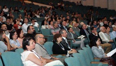 Muğla'da 35. Uluslararası Kazı, Araştırma ve Arkeometri Sempozyumu başladı