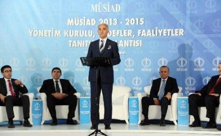 MÜSİAD Başkanı Olpak: Türkiye'nin en önemli gücü sağladığı güven