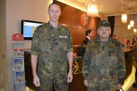 NATO heyeti çalışmalarına devam ediyor