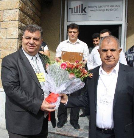 Nevşehir'deki borsa seçimleri eşitlikle sonuçlandı