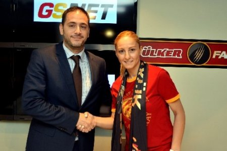 Nihan Güneyligil Galatasaray Daikin'de