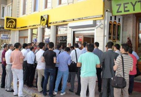 NT 156. mağazasını Edremit'te açtı