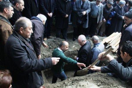 Numan Kurtulmuş, kayınbiraderini ebediyete uğurladı