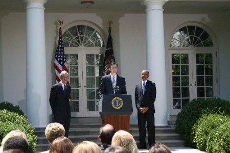 Obama, Comey'i FBI başkanlığına resmen aday gösterdi