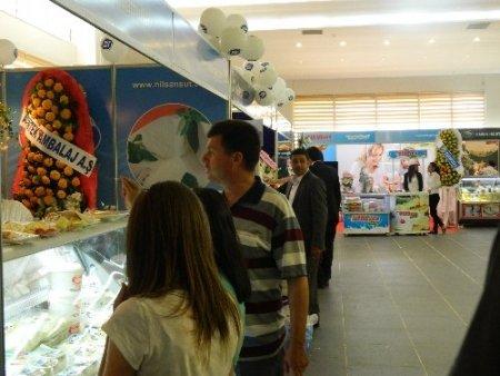 Ödemiş 1. Süt Ürünleri Festivali başladı