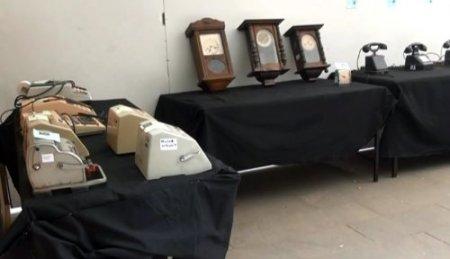 Öğrencilerden toplanan eski eşyalarla okul müzesi oluşturuldu