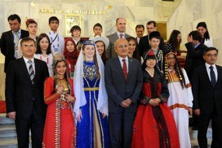 Öğrencilerden Yargıtay'a ziyaret