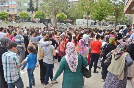Öğrencilerin SBS heyecanı