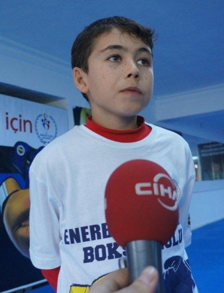 Olimpiyat şampiyonları 'Her Çocuk Yetenektir' projesi ile yetişecek