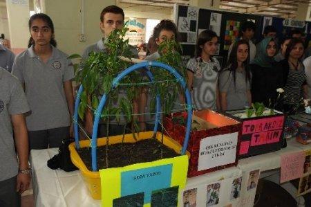 Orhangazi'de Bilim Şenliği sergisi açıldı