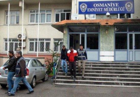 Osmaniye'de uyuşturucu taciri 2 kişi tutuklandı