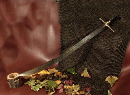 Osmanlı kılıcı Rasim Usta'nın ellerinde hayat buluyor (Özel)